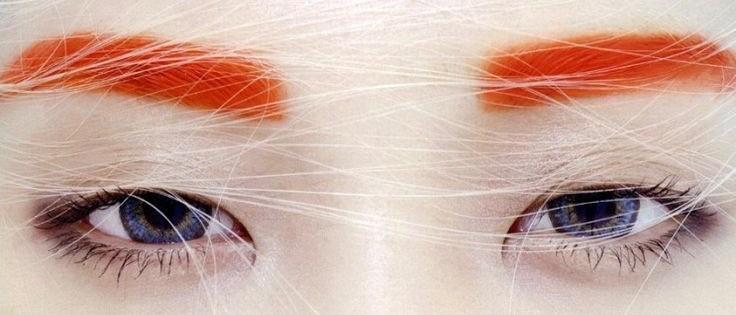 brovi-modnye-tendencii-oranzhevye