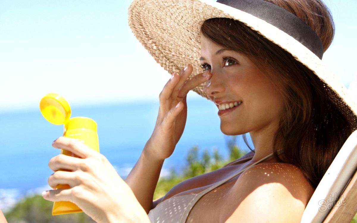 Следует избегать попадания солнечных лучей на область перманентного макияжа