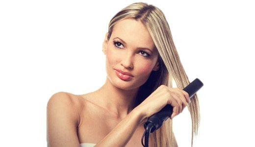 восстановление волос после утюжка