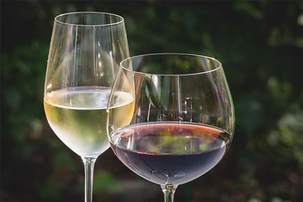 Какое вино полезнее