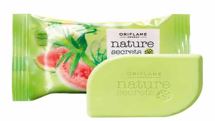Мыло для умывания Oriflame Nature Secrets