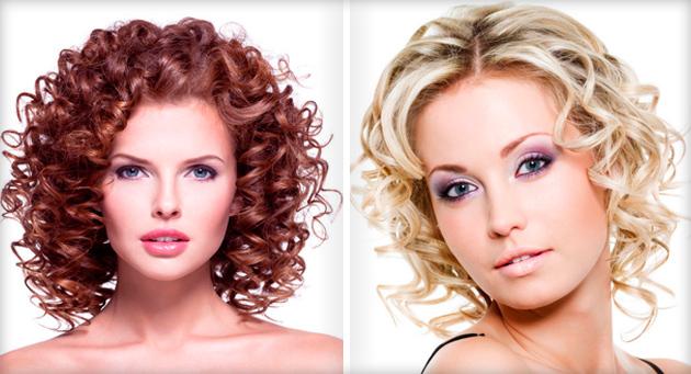 Долговременная завивка волос — эффективные способы