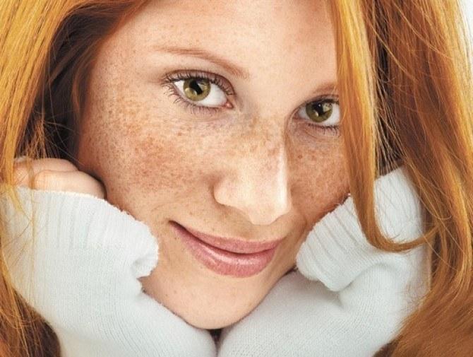 Как отбелить пигментные пятна на лице в домашних условиях