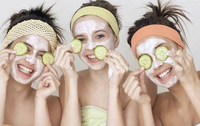 Маски для усиленного питания кожи