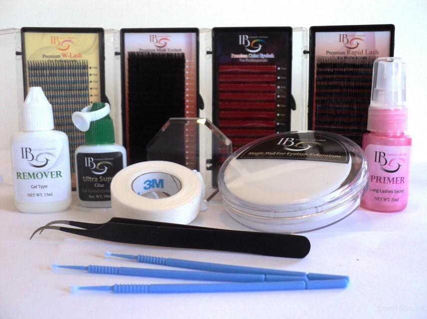 IBeauty материалы для наращивания ресниц