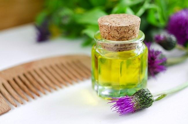 Репейное масло: состав и свойства