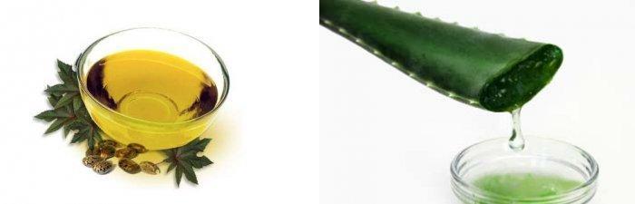 Маски на основе эфирных масел