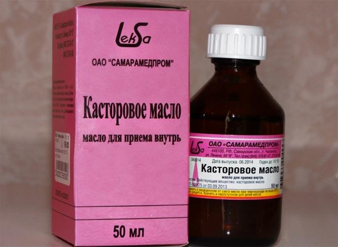 Касторовое масло от выпадения волос рецепт