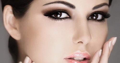 Форма бровей по типу лица (39 фото): делаем правильный выбор