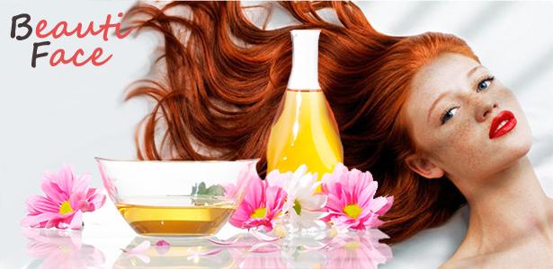 Маски для лечения волос с маслами, витаминами и травами