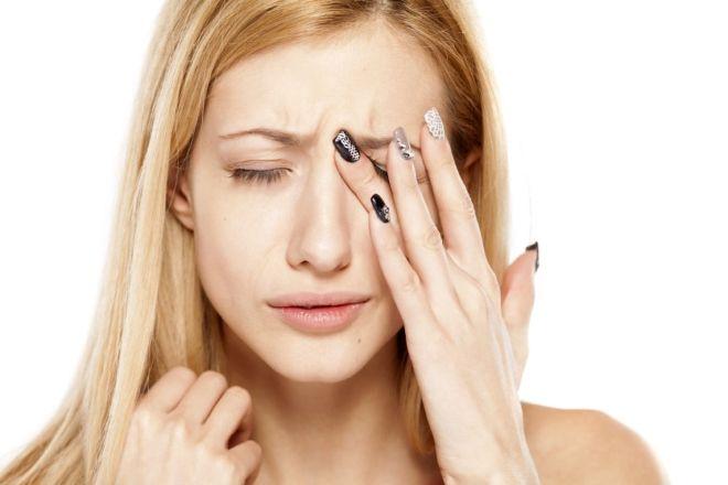 Аллергия на клей