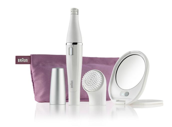 Женский эпилятор для лица Braun