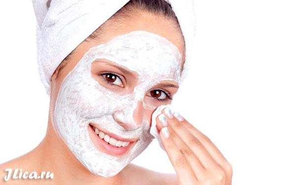 Рецепты домашних масок для лица с белой глиной