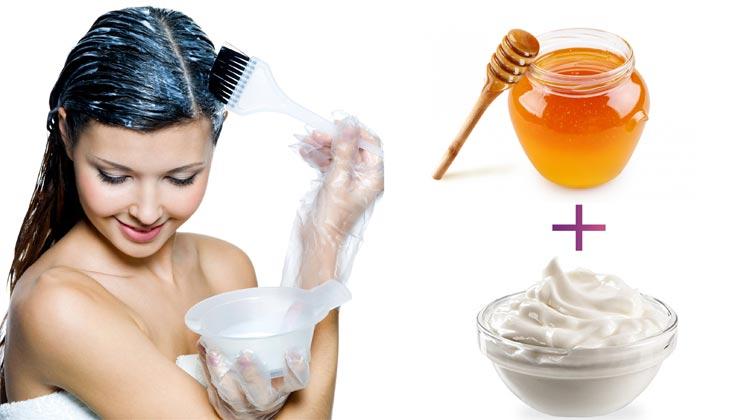 Сметана и мёд для волос маска рецепт