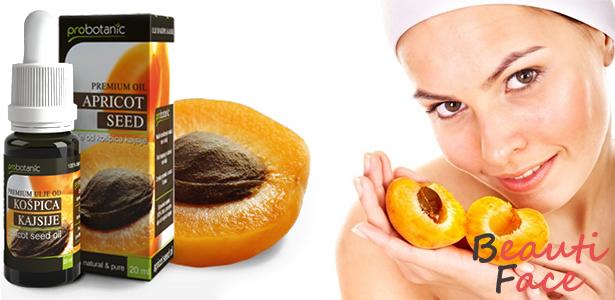 Чем полезно для кожи лица абрикосовое масло