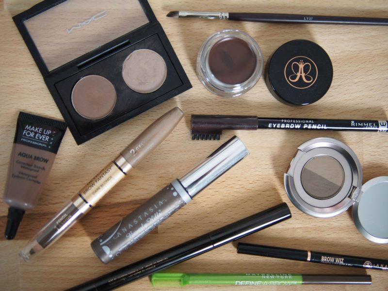 Как правильно красить брови тенями: пошаговые секреты 1
