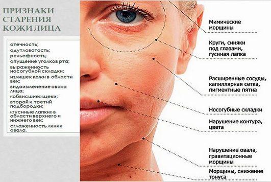 Уход за лицом после 40 лет: советы косметолога, аптечные, народные средства, лечебная косметика