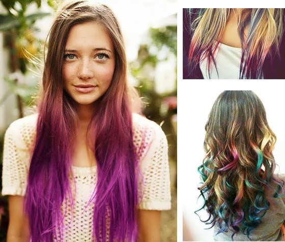 Правила выбора мелков для волос