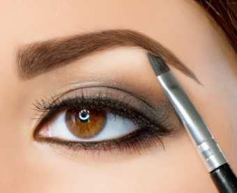 Тени для бровей: как подобрать цвет и правильно нанести это средство