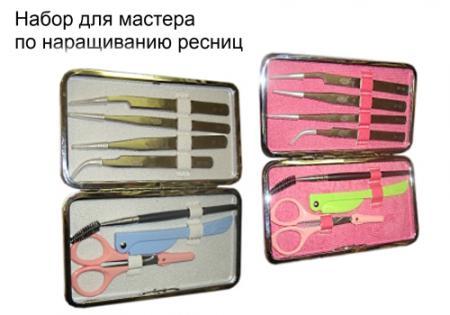 Инструменты проще приобрести в наборе, а материалы – отдельно.