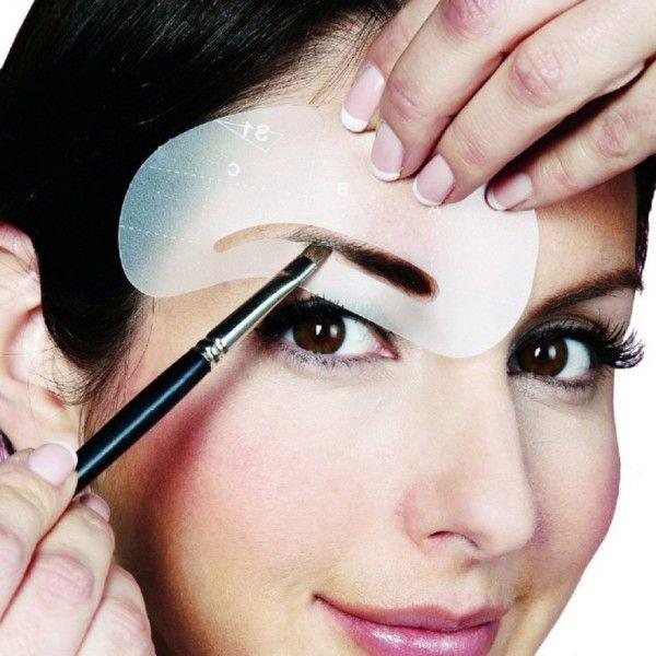 Как сделать, чтобы крашенные брови смотрелись натурально