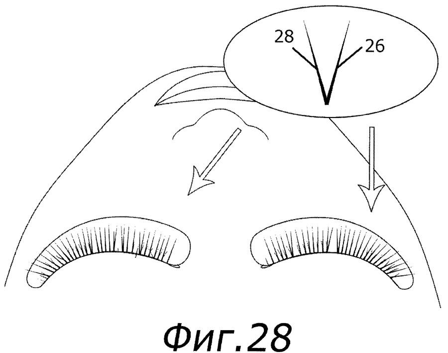 1 искусственная крепится к основанию натуральной и на них можно крепить дополнительные в мм от основания и под углом.