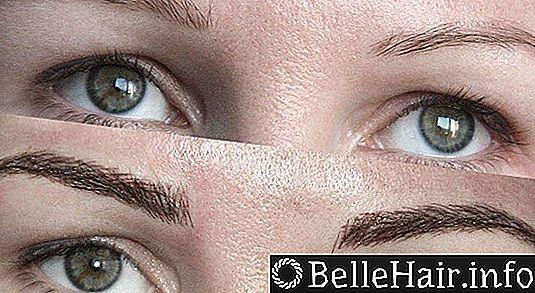 Преимущества и особенности волоскового татуажа бровей