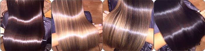 что такое глазирование волос — 4 фото