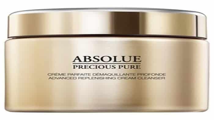 Крем для очистки кожи лица от макияжа absolue precious pure