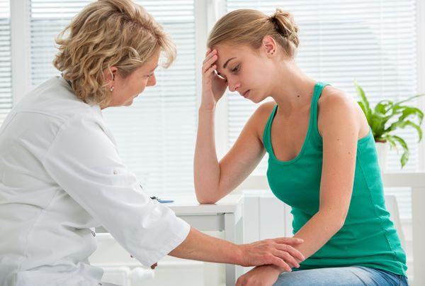 гормональные нарушения у женщины