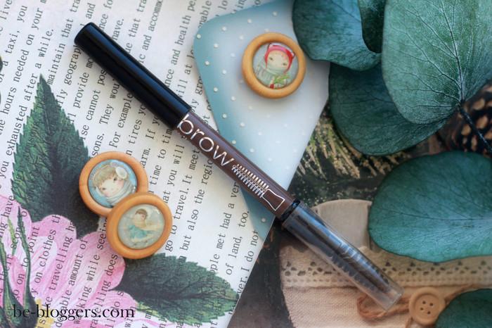 Eva Mosaic карандаш для бровей Ideal Brow «Карие очи», отзыв