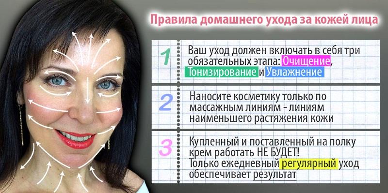 ТОП-10 домашних средств для ухода за жирной кожей лица
