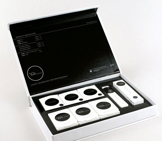 Профессиональный набор от Yumi Lashes: сыворотка, пигменты, кератин