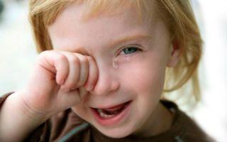 Что делать, если выпавшая ресница попала в глаз и не выходит