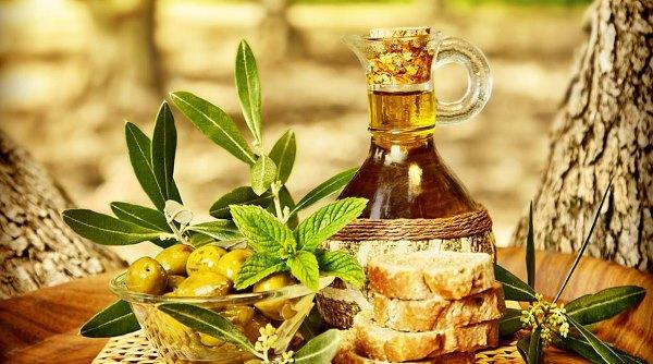 Растительное масло.