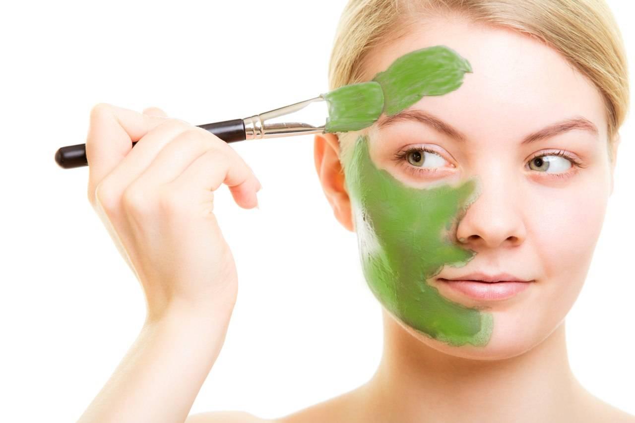 Очищающие маски для лица из подручных средств