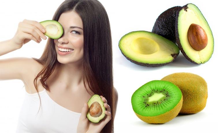 Авокадо и киви для волос польза отзывы маска