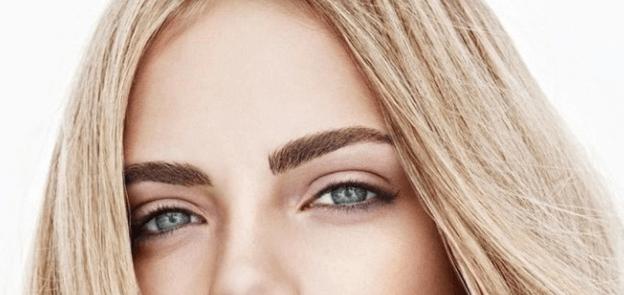 Как подобрать оттенок бровей под цвет волос