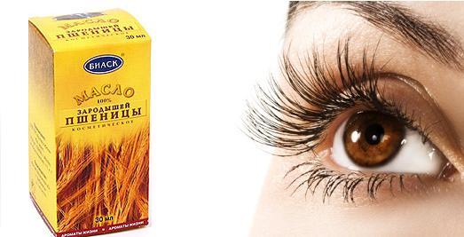 Масло из зародышей пшеницы питает каждый волосок