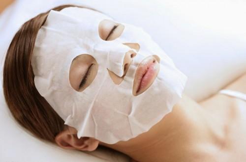 Секрет тканевых масок