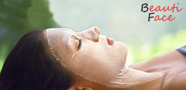 Коллагеновая маска для лица как лучшее средство от морщин