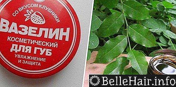 Применение вазелина для ресниц и бровей: недорого и эффективно!