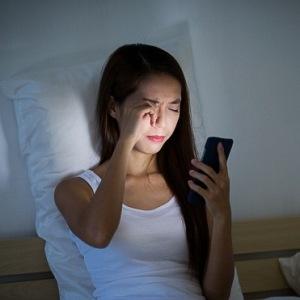 О какой глазной болезни говорят зуд и сухость