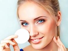 Основные признаки нормального типа кожи лица