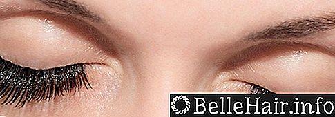 Совместимость наращенных ресниц и контактных линз