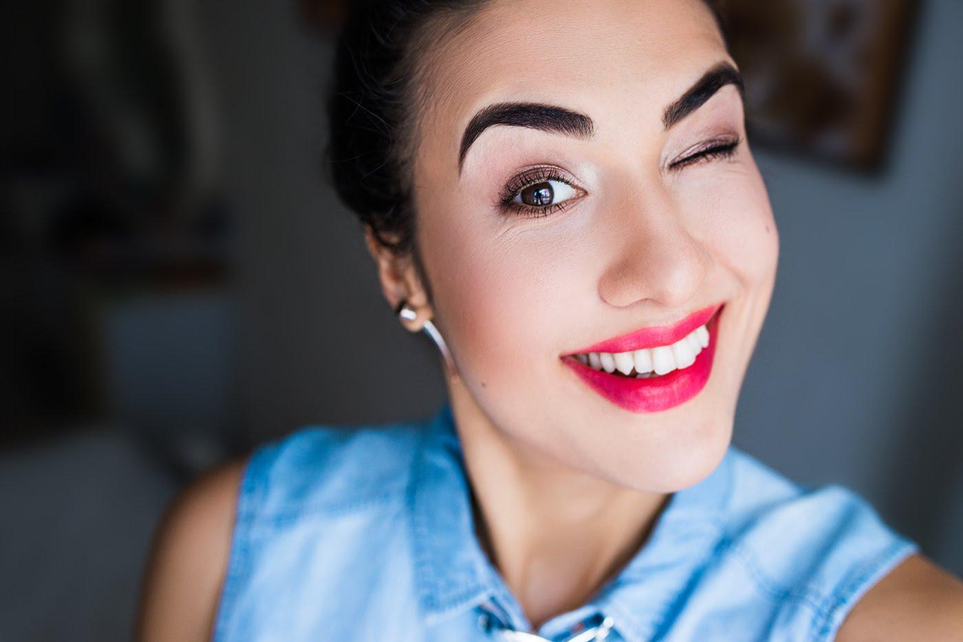 Брови определяют выражение вашего лица, помните об этом, выбирая ту или иную форму