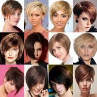 Самые модные женские стрижки на волосы средней и короткой длины