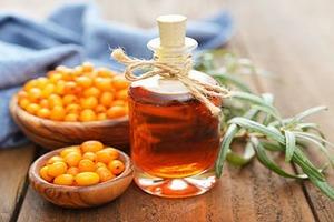 Облепиховое масло для ресниц