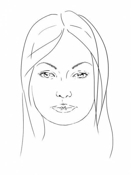 Как нарисовать красивые широкие брови: пошаговая инструкция