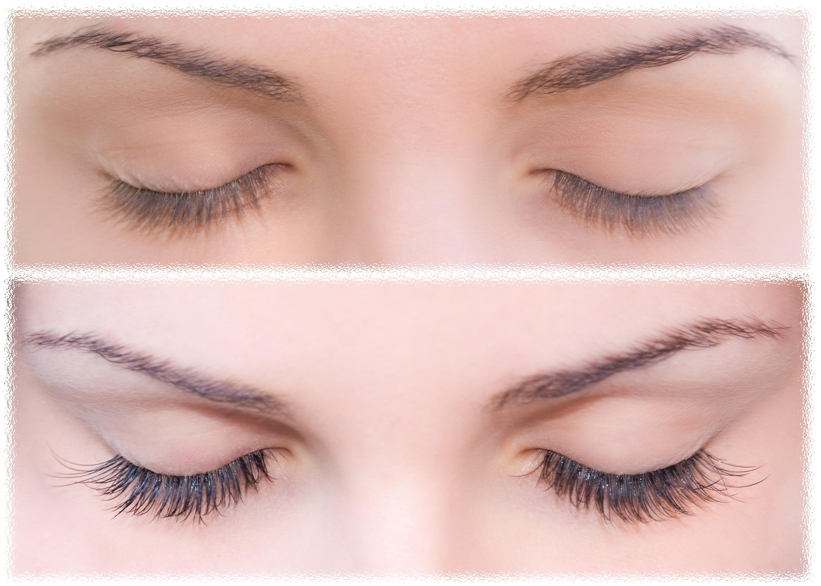 Роскошное ресничное обрамление глаз гарантировано при применении масок.